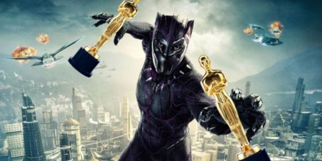 Black Panther Oscars comicbookcom