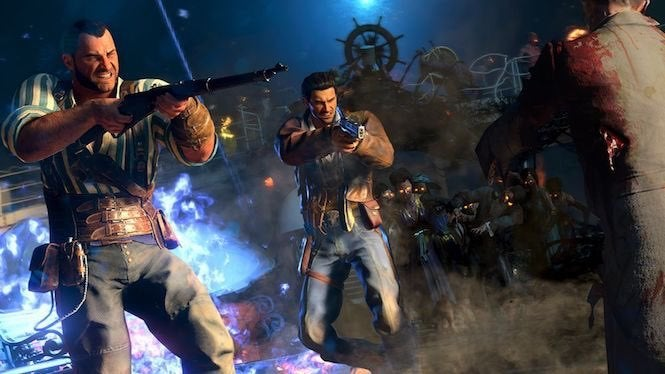 Treyarch Details Call of Duty: Black Ops 4\'s Downloadable Classified Map