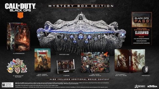 Call of Duty Mystery Box