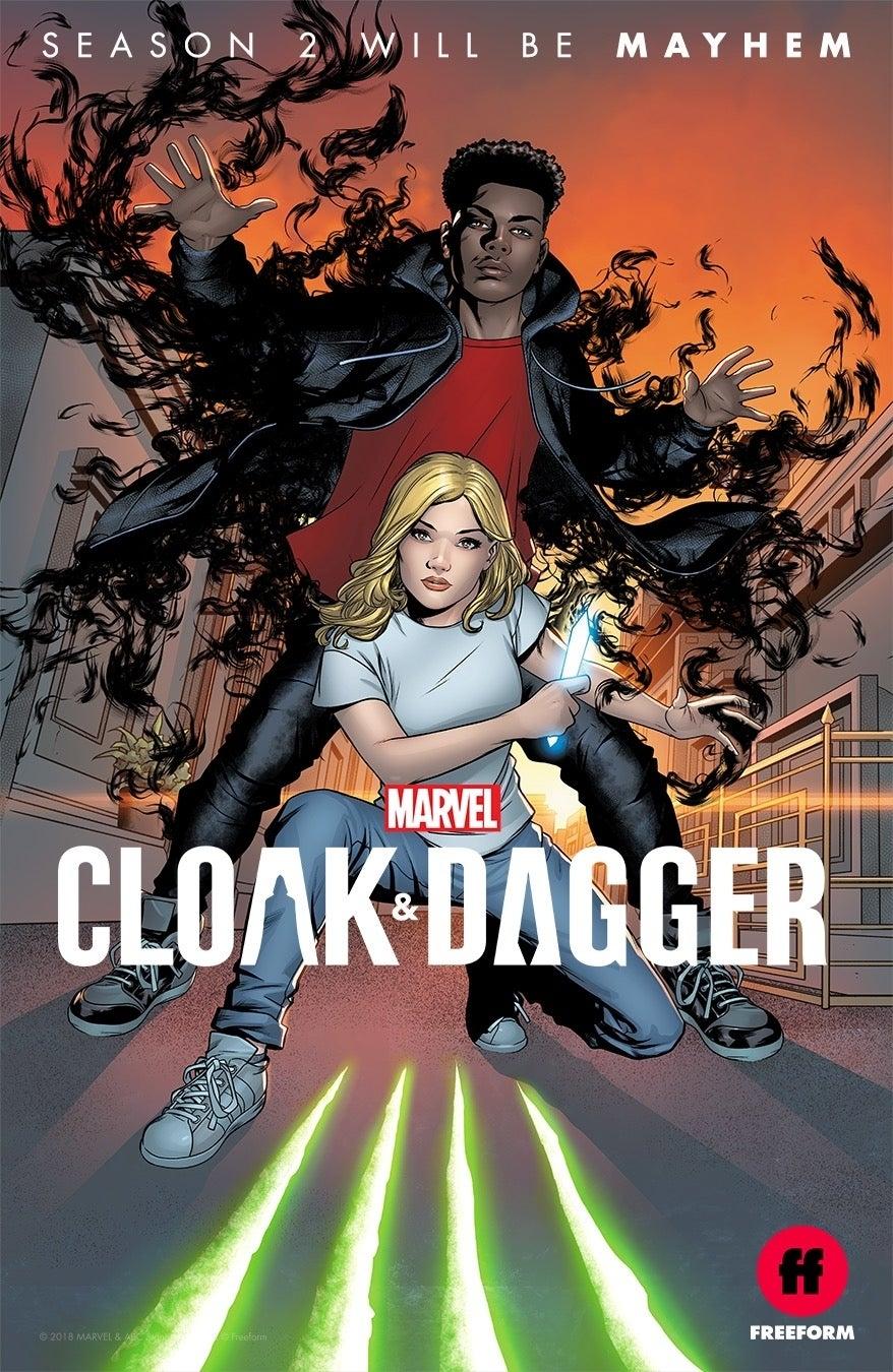 Cloak And Dagger Kritik