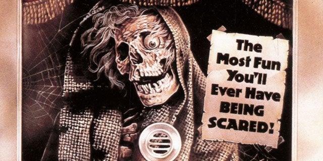 creepshow movie poster 1982