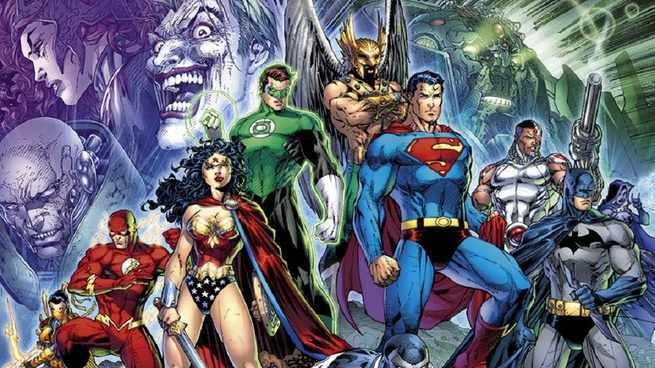 DC Comics Rebirth Pros and Cons - Pro Core Heroes