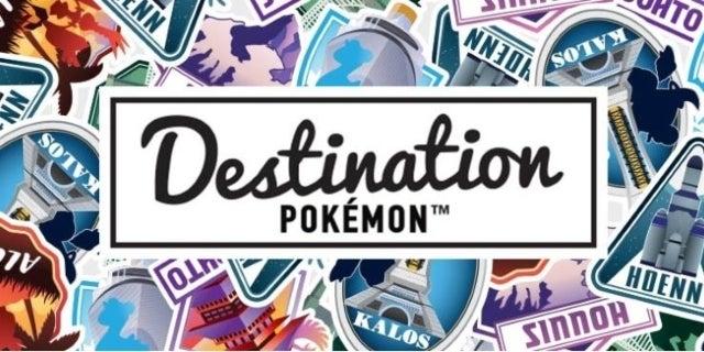 destination pokemon