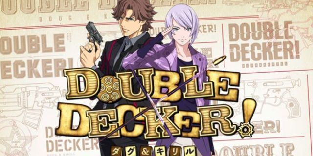 'Double Decker!' Releases New Character Designs