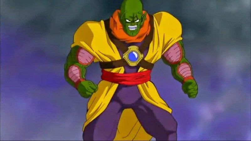Dragon Ball Best Non-Canon Characers Lord Slug