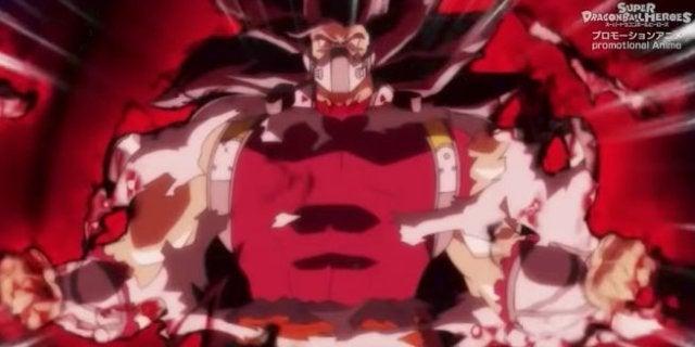 Dragon Ball Kanba Evil Saiyan Ki Powers