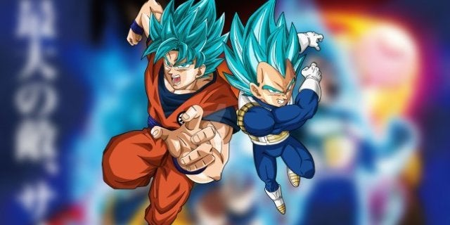 Dragon Ball Super Broly Movie SSB Character Designs