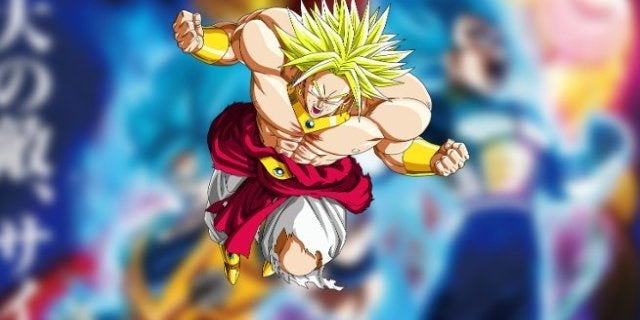 Dragon Ball Super Broly Movie Story Details