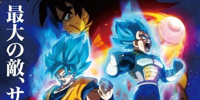 Dragon Ball Super Movie Broly Origin Saiyan Babies Mystery