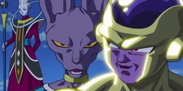 Dragon Ball Super Movie Freeza Beerus Destroy Planet Vegeta