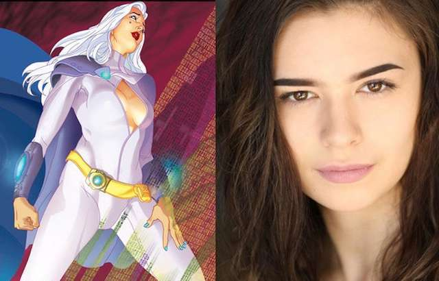 'Supergirl' casts Nicole Maines as TV's first transgender superhero