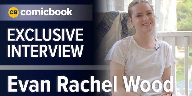 Exclusive Interview with Evan Rachel Wood screen capture