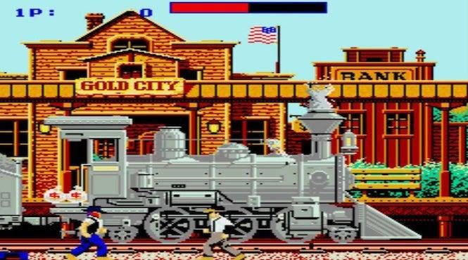 Johnny Turbo's Arcade: Express Raider