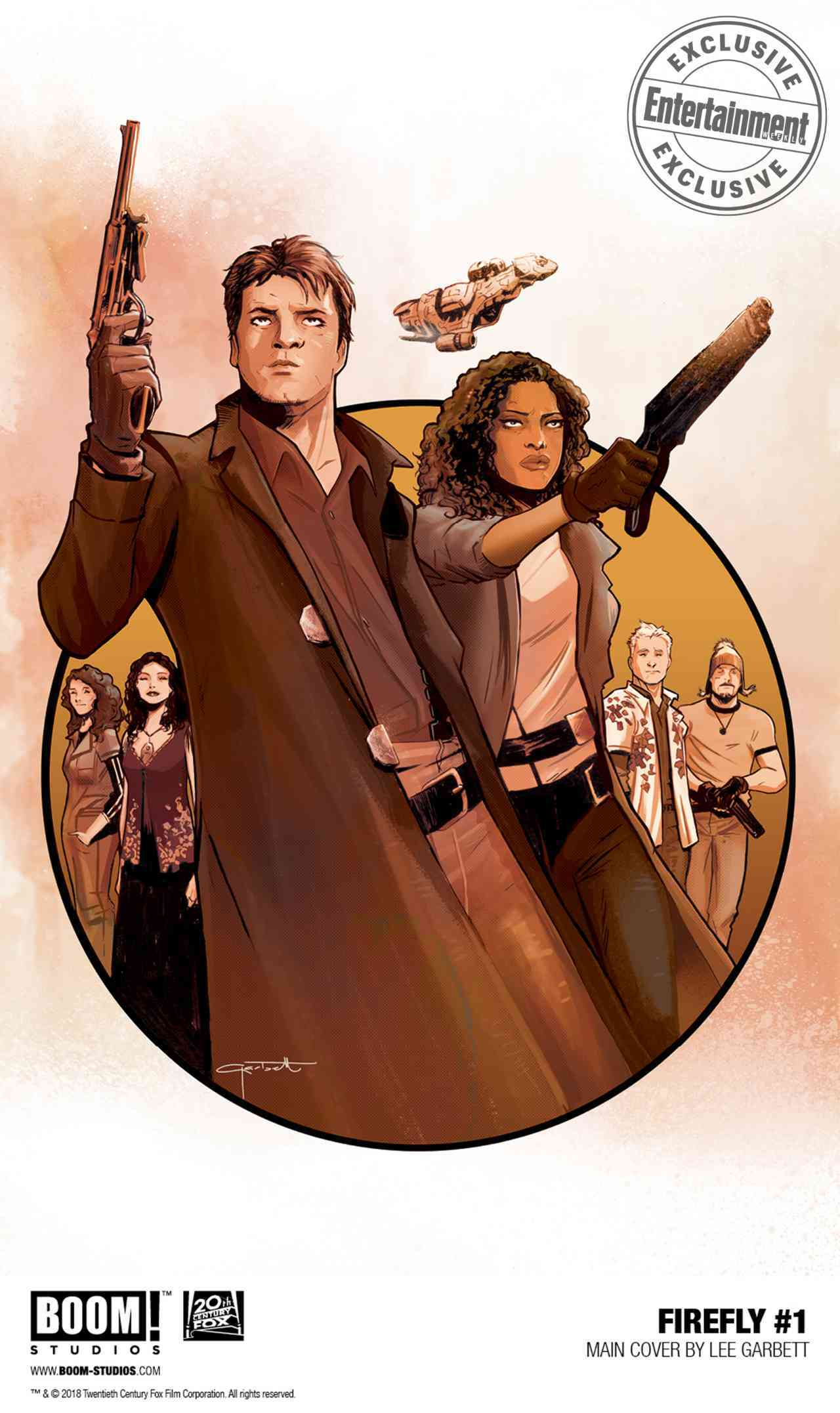New 'Firefly' Series Announced