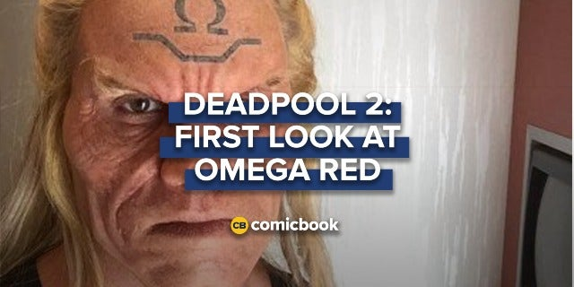 First Look at Omega Red in Deadpool 2 screen capture