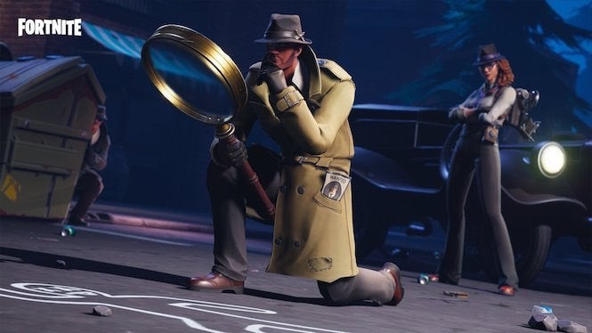 Fortnite's Latest Items Let You Play Detective