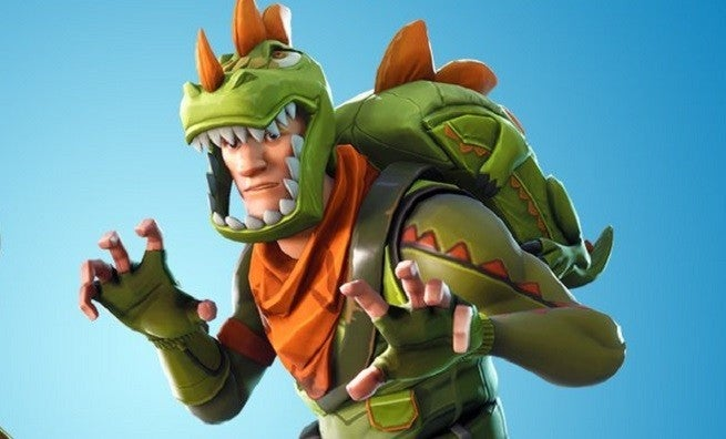 Fortnite rex pop design revealed by funko - Rex from fortnite ...