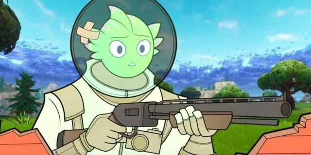 fortnite animated short