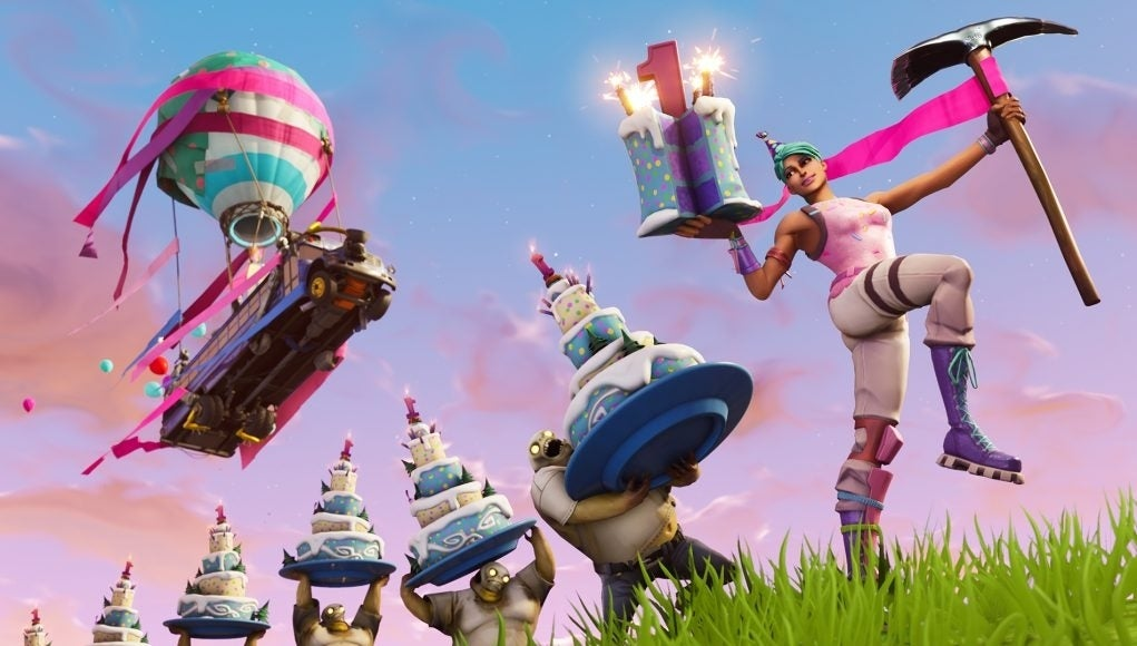 fortnite birthday event Fortnite Celebrates First Birthday With New Limited Time Event fortnite birthday event