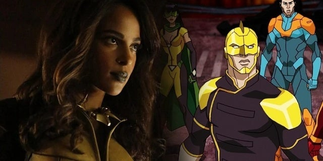 'Freedom Fighters: The Ray' Season 2 to Include the Arrowverse Return of Mari McCabe