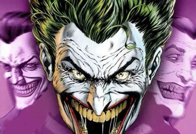 Geoff Johns Three Jokers - Who Are They