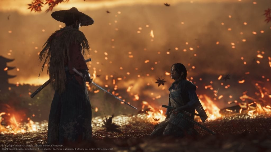 Ghost of Tsushima and This Hot New Anime Have Something Unique in Common