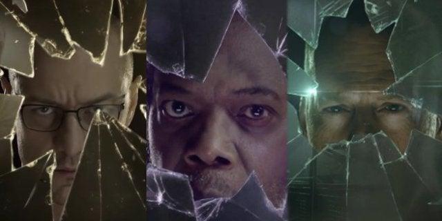 Glass Movie Trailer 2018 SDCC