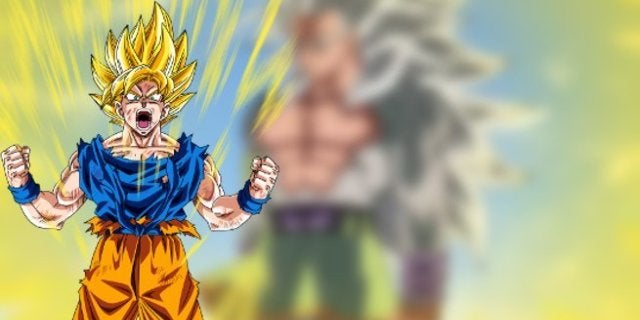 Goku SSJ5 Transformation Fan Video by Rayjii