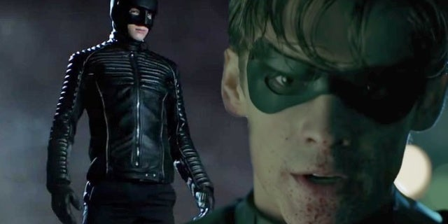 gotham batman robin titans