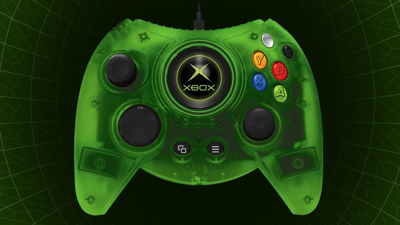 NEW Green DUKE Controller for Xbox One! [Gamestop ...