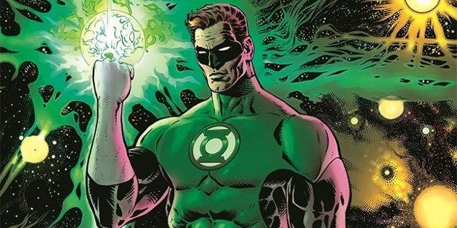 green lantern morrison