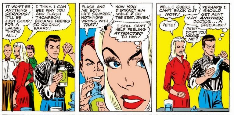 Gwen Stacy Ditko