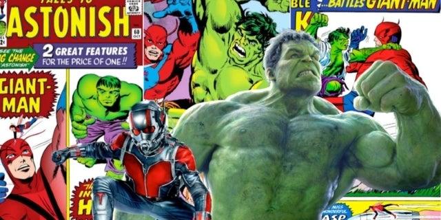 Hulk Ant Man comicbookcom