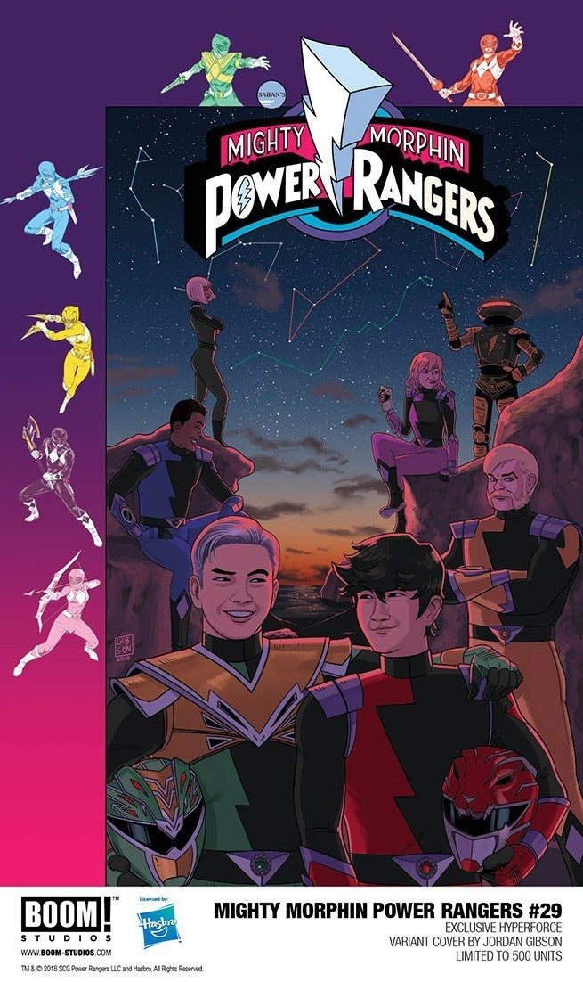 HyperForce-MMPR-Cover