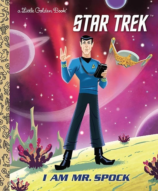 I Am Mr Spock