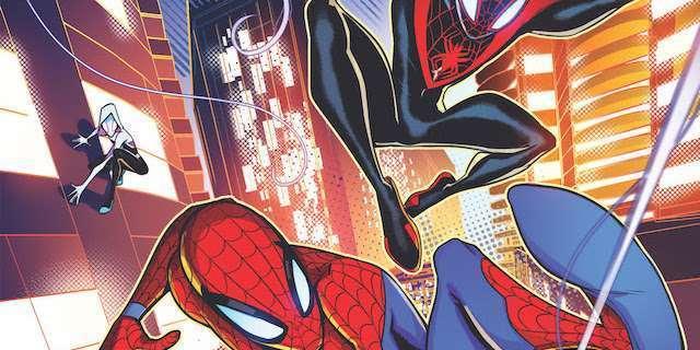 IDW-Spider-Man