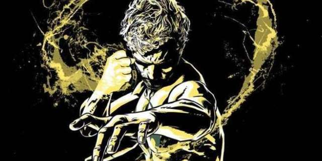 Iron Fist Season 2 Comics - Cover