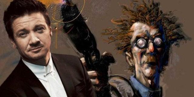 Jeremy Renner Spawn Reboot Movie Twitch Williams