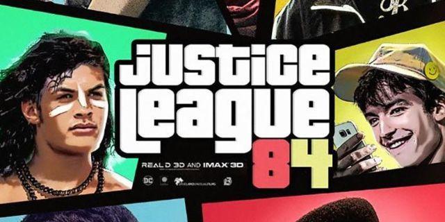 justice league 1984 bosslogic
