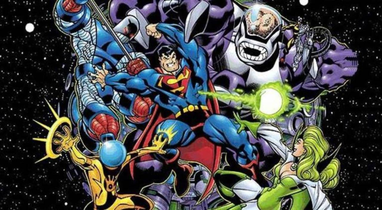 Resultado de imagen para Justice League vs The Fatal Five 2019