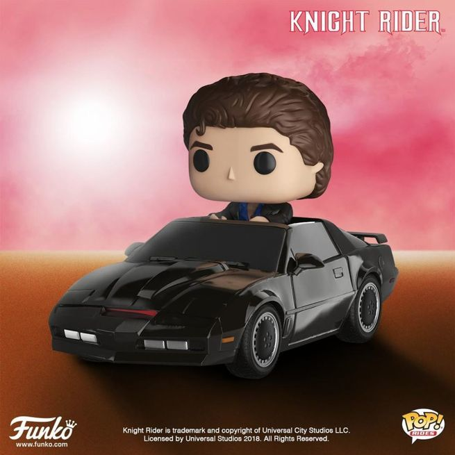 Funko unveils the knight rider with kitt pop ride thecheapjerseys Images