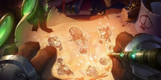 League of Legends One_For_All