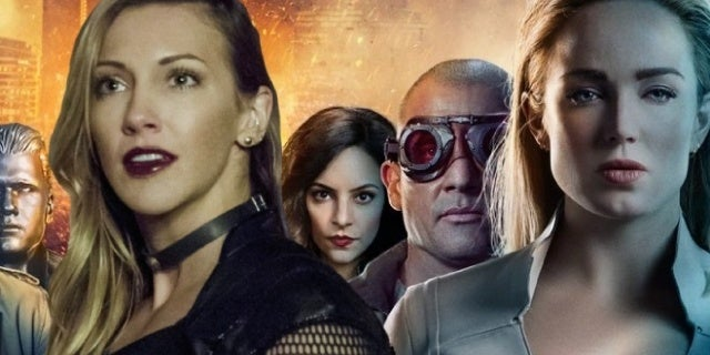 legends of tomorrow black siren arrow