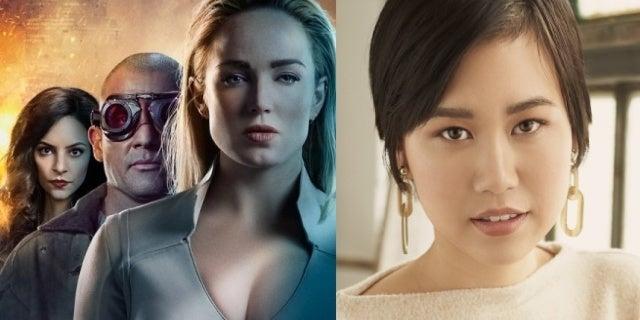 'Legends of Tomorrow' Season 4 Adds Ramona Young as Series Regular