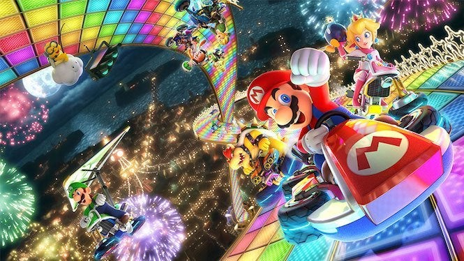 Mario Kart 8 Deluxe Will Receive More Updates, According to Nintendo