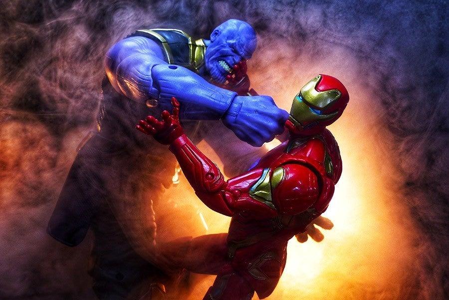 Marvel-10-Thanos-Iron-Man-Doctor-Strange-Paul-Tresadern-3