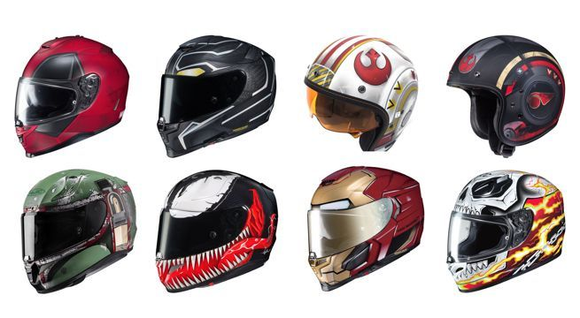 save up to 50 on official marvel and star wars motorcycle