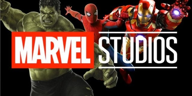 Marvel Studios logo Spider-Man Iron Man Hulk comicbookcom