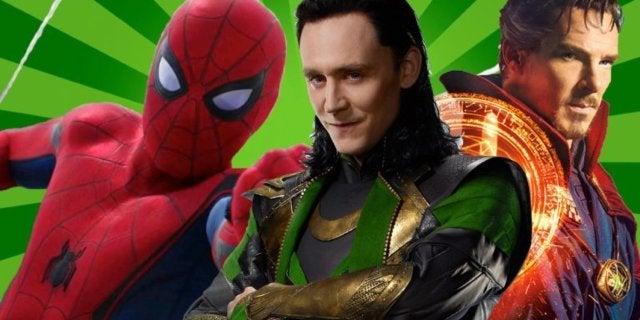 MCU Spider-Man Loki Doctor Strange comicbookcom