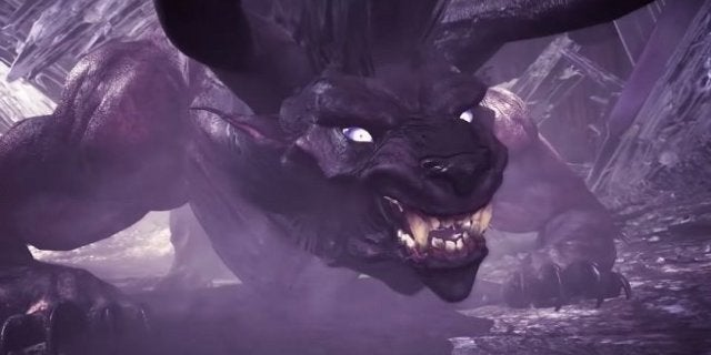 Monster Hunter World Behemoth